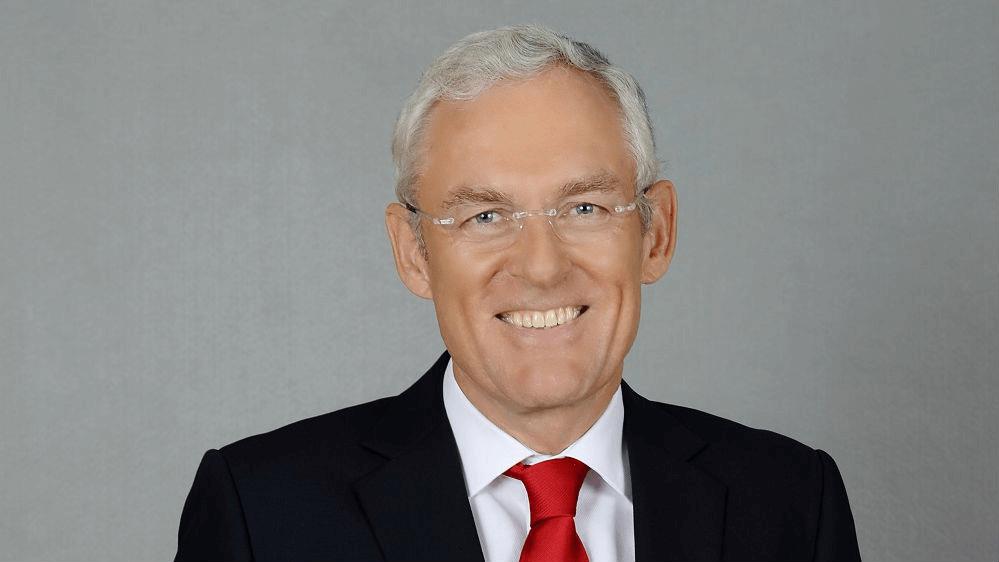 Esben Poulsson Chairman of ICS